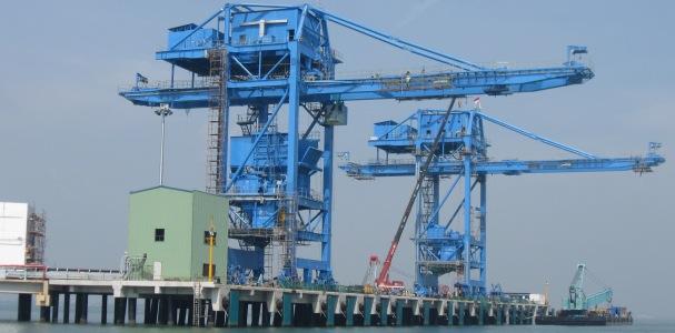 Kontraktor Pelabuhan - Cirebon Coal Fired Power Plant