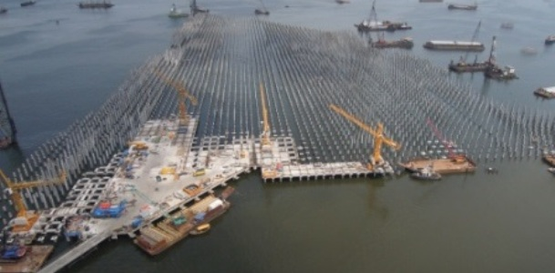 Marine Contractor - New Tanjung Priok Port Project